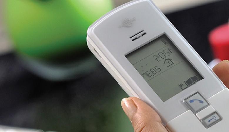 Pouvoir gérer et contrôler, même à distance, tous les accès du domicile ou des locaux professionnels.