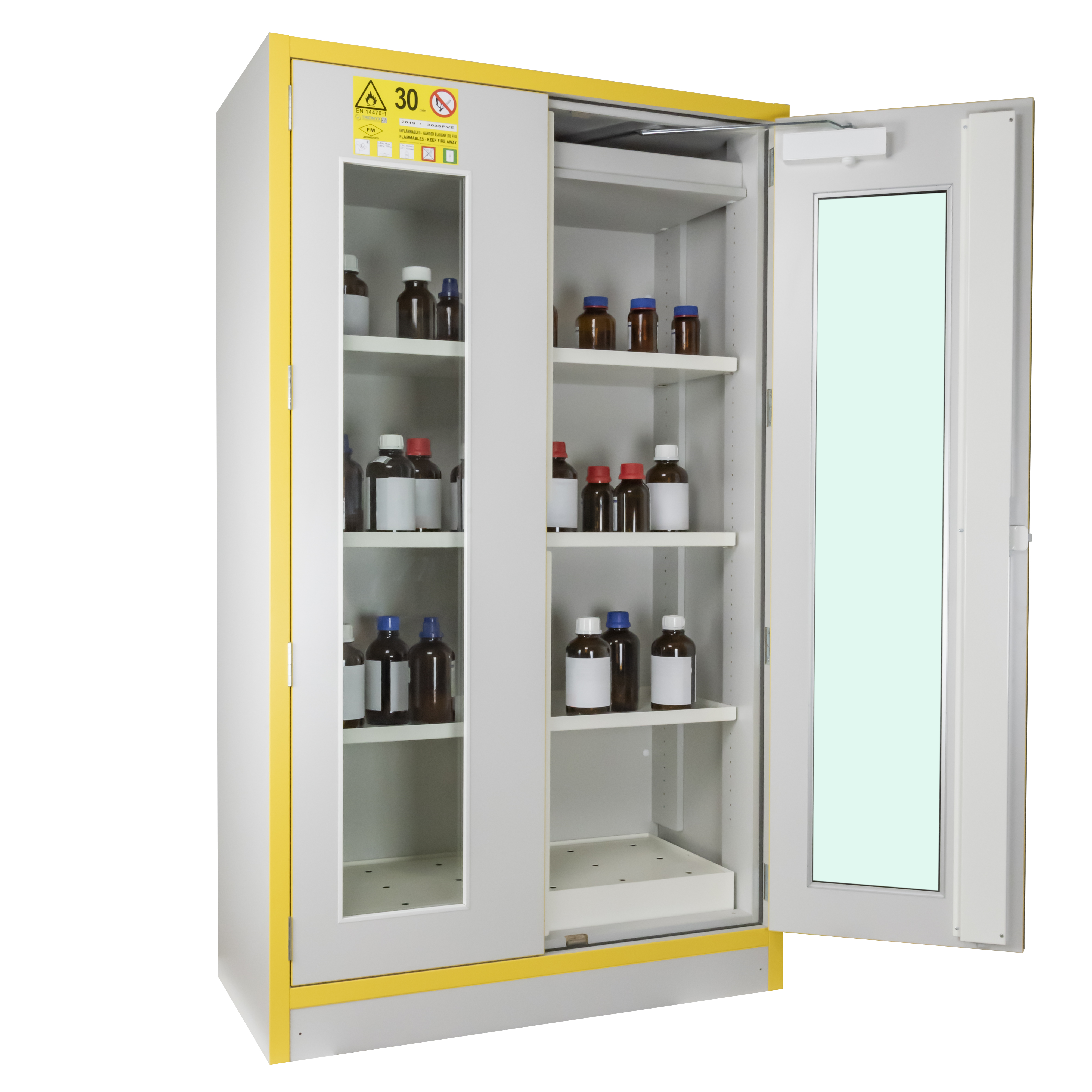 Armoire forte CHIMIE PROTECT 95 - Hartmann