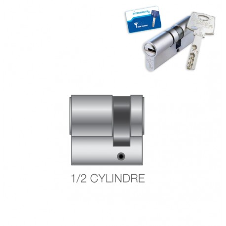 Mul-T-Lock INTERACTIVE PLUS 262S 1/2 Cylindre