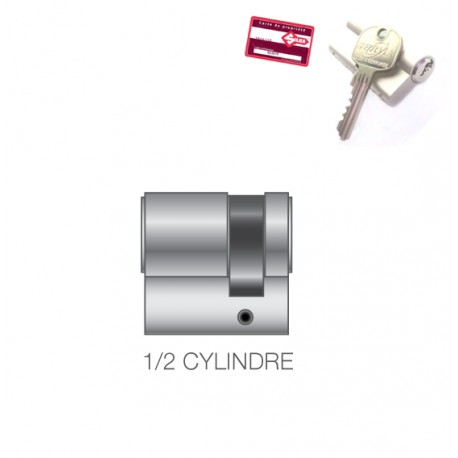 Kaba STEM 2000 1/2 Cylindre