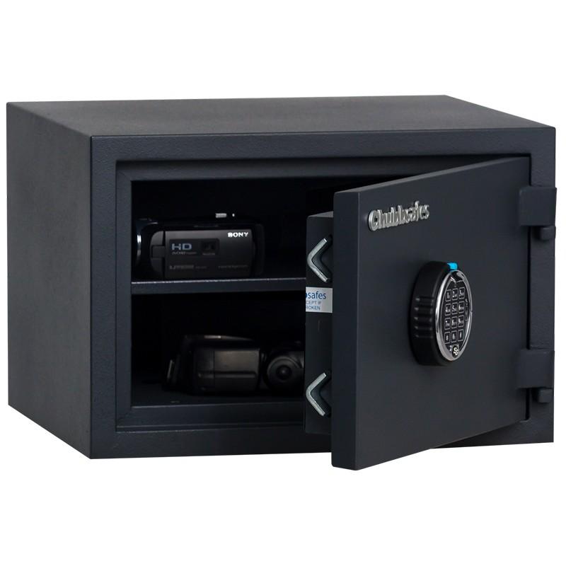 Chubb Safe - Home Safe T20 - Coffre fort ignifuge niveau S2 certifié ECB.S selon la norme EN 14450